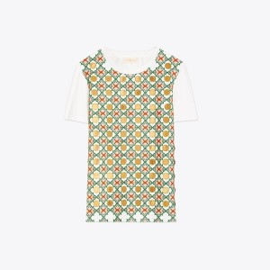 Embroidered Coin T-Shirt