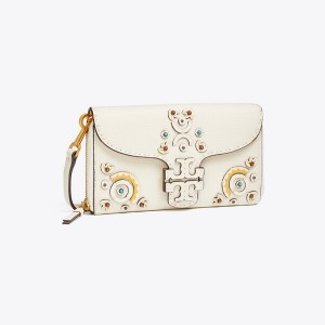 McGRAW EMBELLISHED WALLET CROSS-BODY