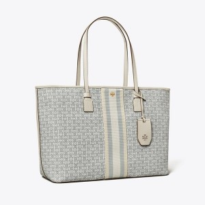 GEMINI LINK CANVAS TOP-ZIP TOTE