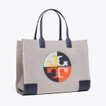 ELLA COLOR-BLOCK TOTE