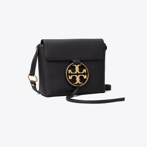MILLER METAL-LOGO CROSSBODY