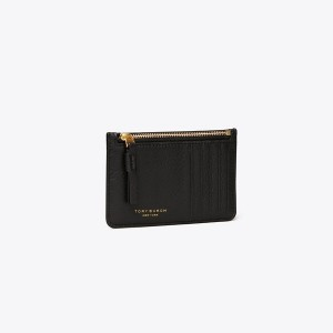 PERRY TOP-ZIP CARD CASE