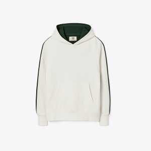 French Terry Two-Tone Hoodie