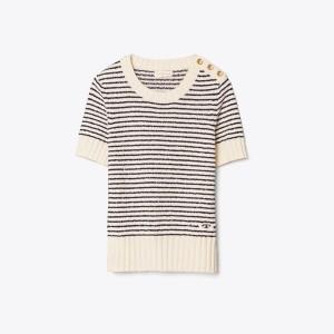 Boucle Stripe T-Shirt