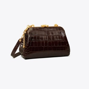 Cleo Embossed Small Bag