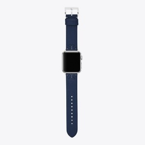 MCGRAW BAND FOR APPLE WATCH®, NAVY LEATHER, 38 MM  40 MM