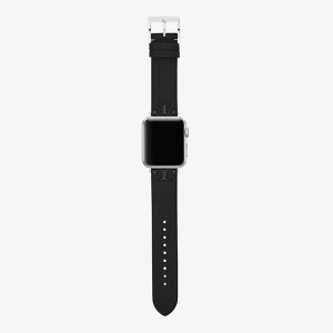MCGRAW BAND FOR APPLE WATCH®, BLACK LEATHER, 38 MM  40 MM