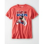 AE USA Mickey Mouse Graphic T-Shirt