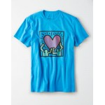 AE X Keith Haring Graphic T-Shirt