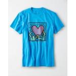 AE X Keith Haring Graphic T-Shirt