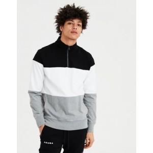 AE Quarter-Zip Pullover Sweatshirt