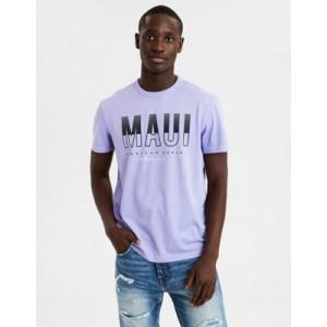 AE Maui Short Sleeve Graphic Tee