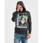 AE Biggie Smalls Fleece Pullover Hoodie