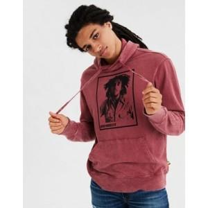 AE Bob Marley Graphic Hoodie