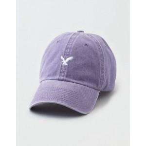 AE Washed Twill Logo Hat
