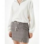 AE Plaid Mini Skirt