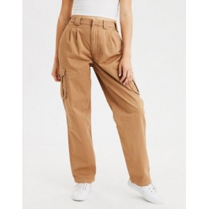 Super High-Waisted Oversized Cargo Pant