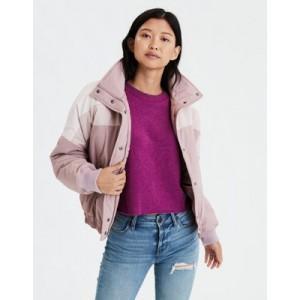 AE Color Block Ski Jacket