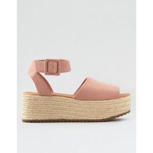AE Platform Wedge Sandal