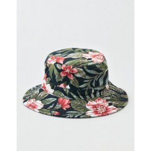 AEO Tropical Printed Bucket Hat