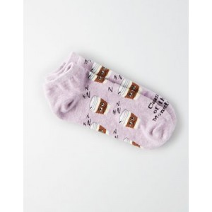 AEO Monday Ankle Sock Single