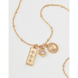 AE Charm Necklace