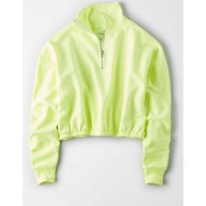 AE Studio Half Zip Sweatshirt