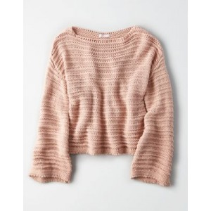 Don't Ask Why Bell Sleeve Sweater
