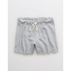Aerie Fleece Graphic Short