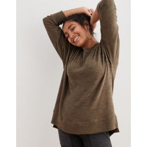 Aerie Oversized Plush Sweatshirt