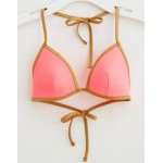 Aerie Lightly Lined Triangle Bikini Top
