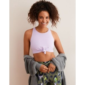 Aerie Chill Twist High Neck Bralette