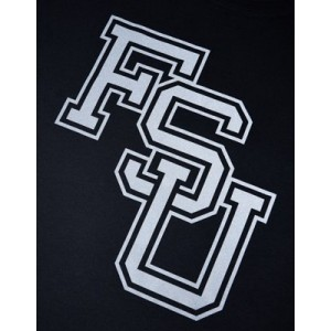 Tailgate Men's Florida State Seminoles Reflective Graphic T-Shirt