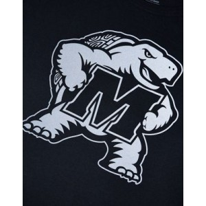 Tailgate Men's Maryland Terrapins Reflective Graphic T-Shirt