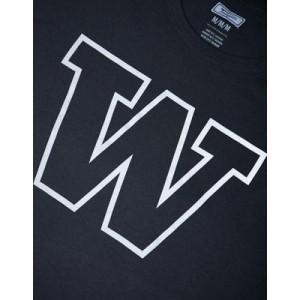 Tailgate Men's Washington Huskies Reflective Graphic T-Shirt