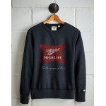 Tailgate Men's Miller High Life Fleece Sweatshirt