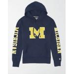 Tailgate Men's Michigan Wolverines Fleece Hoodie