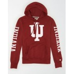 Tailgate Men's Indiana Hoosiers Fleece Hoodie