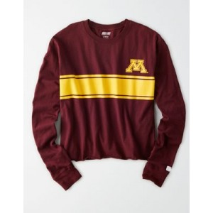 Tailgate Women's Minnesota Golden Gophers Long Sleeve T-Shirt