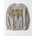 Tailgate Women's Notre Dame Oversized Fleece Sweatshirt