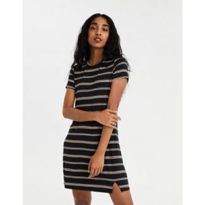 AE Side Slit T-Shirt Dress