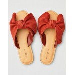 AEO Bow Slide Sandals