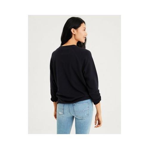 아메리칸이글 AE Ahhmazingly Soft Graphic Sweatshirt