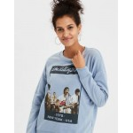AE New York City Band Crewneck Sweatshirt