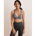 Aerie Moroccan Lace Padded Racerback Bralette