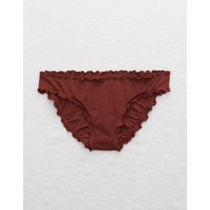 Aerie Pique Bikini Bottom
