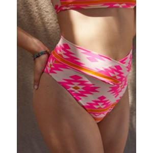 Aerie V High Cut Cheeky Bikini Bottom