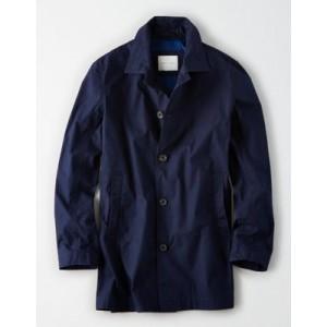 AE Waxed Trench Coat