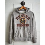 Tailgate Men's Denver Nuggets Fleece Hoodie