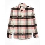 AE Super Soft Flannel Shirt